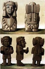 imagenes idolos aztecas ídolos de gallo gallina 1796 1874 italy