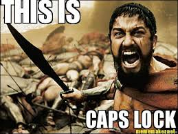 Lock Your Computer Meme - caps lock day 2015 memes funny photos best images