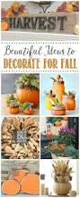 2492 best fall decorating ideas images on pinterest fall