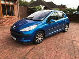 peugeot 207 1 6i se 5 door manual u2013 tradecars direct ltd