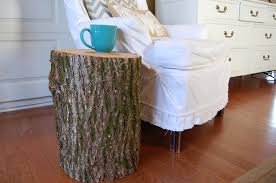 tree trunk end table tree trunk end table house design tree stump end table pottery barn