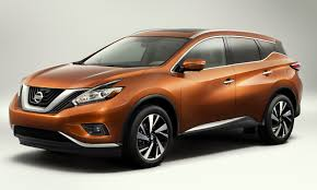 nissan jeep uautoknow net nissan shows all new 2015 murano in the big apple