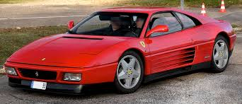 how many types of ferraris are there 348