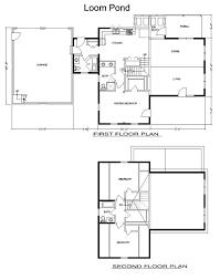 loom pond post and beam timber frame home kits u0026 plan