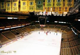 architalk revisiting boston garden or the memories thereof