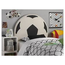 luis upholstered headboard oak grove collection target