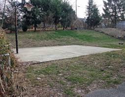 vermont custom nets backyard sports a sport court basketball