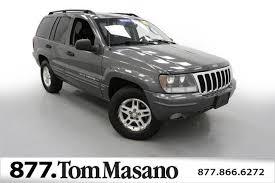 2002 jeep grand 2002 used jeep grand 4dr laredo 4wd at masano auto