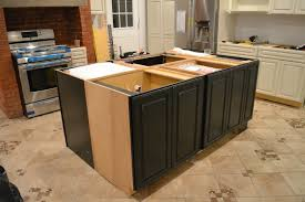 How To Install Kitchen Island Cabinets by Kitchen Furniture Install Kitchen Island Diy Filler Strip Cabinets