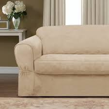 White Slipcover Sofa by Living Room Luxury White Slipcovers For Sofas With Cushions