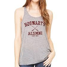 hogwarts alumni tank 20 summer accessories for harry potter fans hogwarts alumni