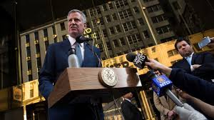 Trump Tower Residence Trump Tower Security De Blasio Asks For Federal Money To Cover