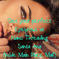 nanu threading best eyebrow threading waxing and henna
