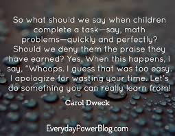 inspirational quotes for success education 25 carol dweck quotes about a growth mindset and grit
