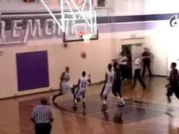 castlemont high school yearbook castlemont high school basketball vs oakland high school