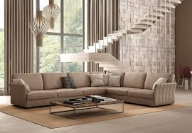 low profile sofas living room full grain low profile sectional high back brianform