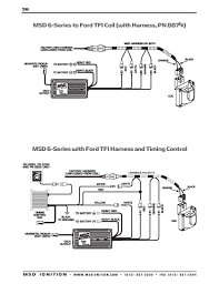 ford tfi wiring diagram ford wiring diagrams instruction