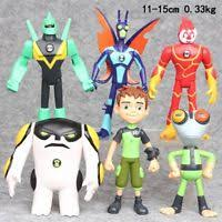 ben 10 action figures 10cm choice 220 omniverse haywire