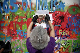 How To Graffiti With Spray Paint - senior graffiti artists shatter every aging stereotype one street