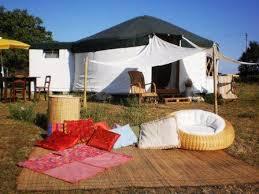 chambres d hotes gers yourte tente nomade et chambre d hôte gondrin à gondrin