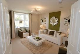 arrange tips for creation narrow living room layout brown leather