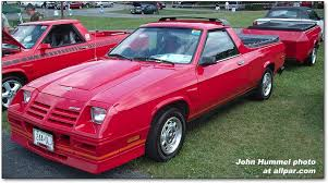 1981 dodge charger dodge omni plymouth horizon and