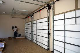 Overhead Door Track Complete Guide How To Do High Lift Garage Door Conversions A