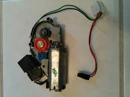 bmw e36 sunroof motor and switch with wiring 8357457 ebay