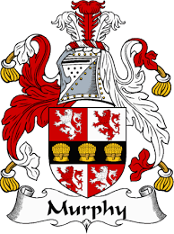 murphy family crest from the website 4crests com coatofarms