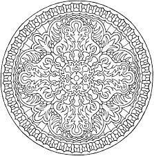 104 mandalas coloring pages adults images