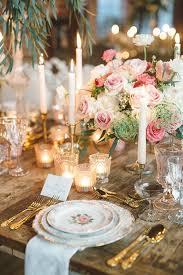 vintage glam wedding best 25 vintage table settings ideas on tea