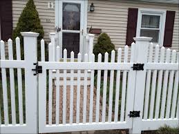 outdoor ideas marvelous chain link fence cost white vinyl fence