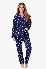 cats pajamas flannels pj set p j salvage
