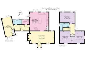 Gatwick Airport Floor Plan by 3 Bedroom Detached House For Sale In Trafalgar Road Horsham West