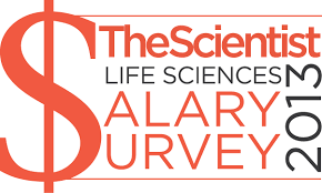 the 2013 salary survey is here the scientist magazine
