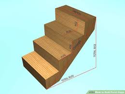 how to build porch steps 13 steps with pictures wikihow