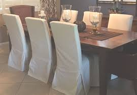 Dining Room Chairs With Slipcovers Amazing Dining Room Chair Cushion Slipcovers Image Of Diy Covers
