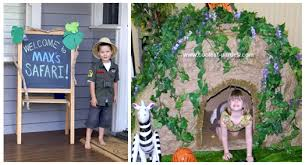 jungle theme decorations coolest safari theme party ideas