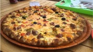 cuisine mostaganem البيتزا كما تحلمون بها مع بيتزا 447 pizza 447 mostaganem