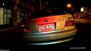 4tgl240 sanded license plate reflective coating removed bmw 540i