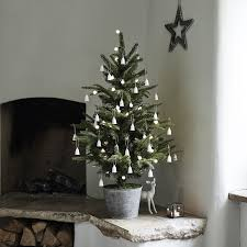 potted spruce christmas tree 3ft the white company uk 12