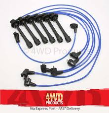 lexus spare parts parramatta ignition spark plug lead set ngk landcruiser fzj75 fzj80 4 5
