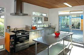Stainless Steel Kitchen Island With Seating Stainless Steel Kitchen Island With Seating U2013 Meetmargo Co