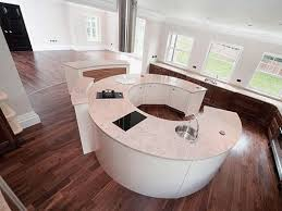 circular kitchen island modern kitchen island ideas interior design