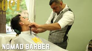 the egyptian barber shave and threading kolonaki athens youtube