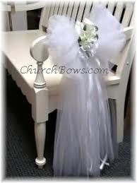 wedding pew bows wedding decorations pew bows church bows bridal bouquets