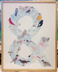 state birds art craft narrative