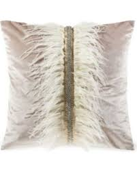 ostrich feather l shade memorial day bargains on velvet ostrich feather pillow