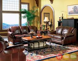 genuine leather sofa set traditional leather sofa set princeton genuine leather living room