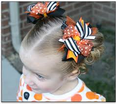 custom hair bows abby s bowtique alli hair bow headband bow to spook